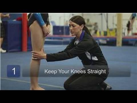 Gymnastics : How to Do Gymnastics Jumps
