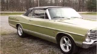 1967 Ford Galaxie 500 Used Cars Louisville IL