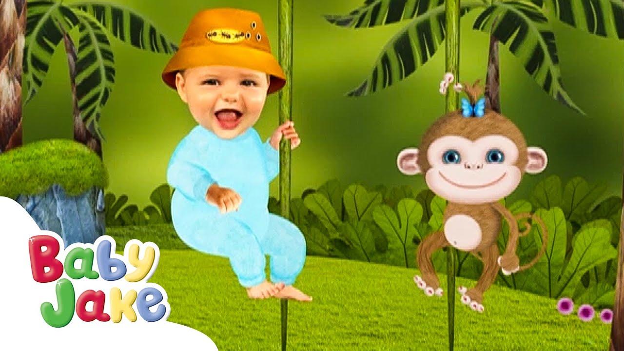 Baby Jake - Copy Me! Copy Me!  👋   Full Episodes  