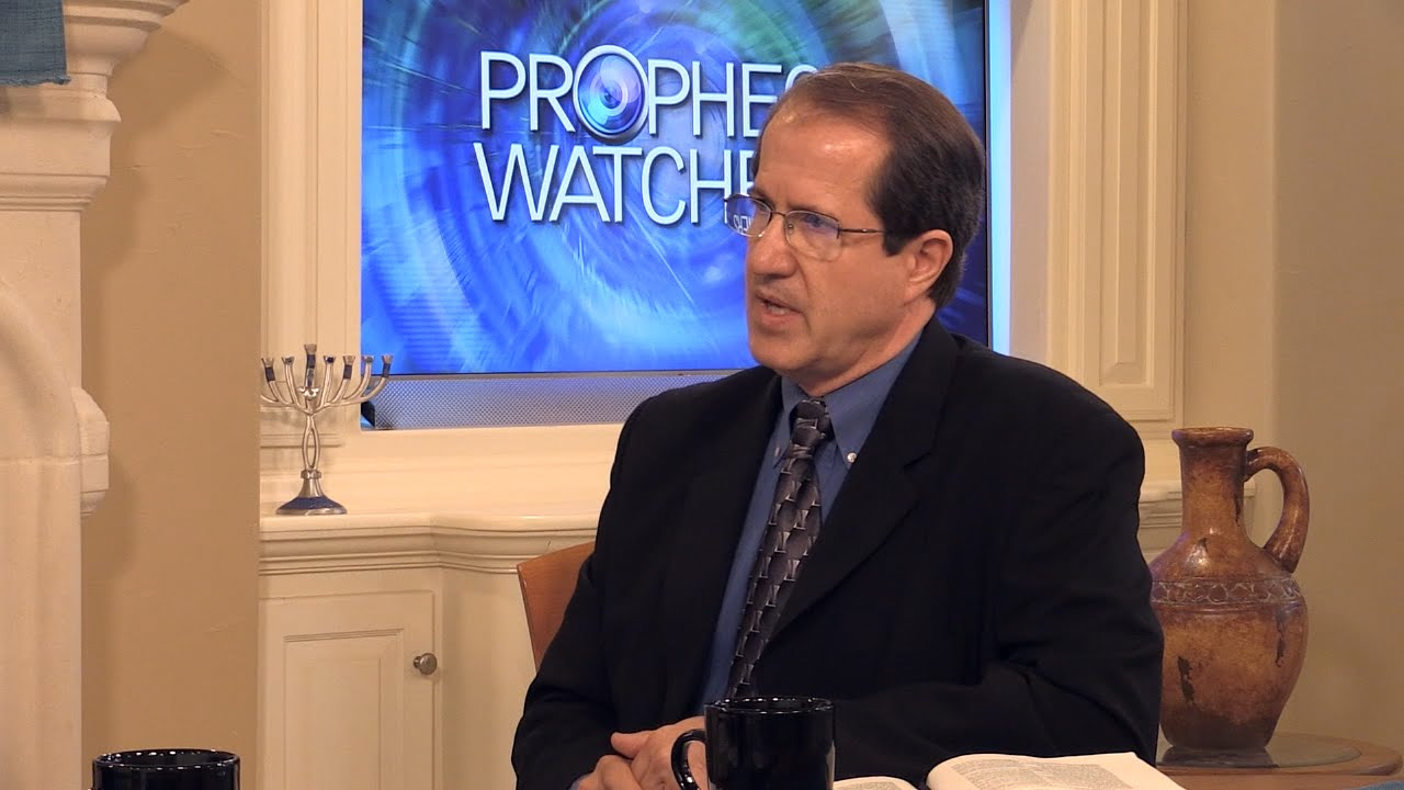 Brent Miller on Prophecy Watchers with host, Gary Stearman