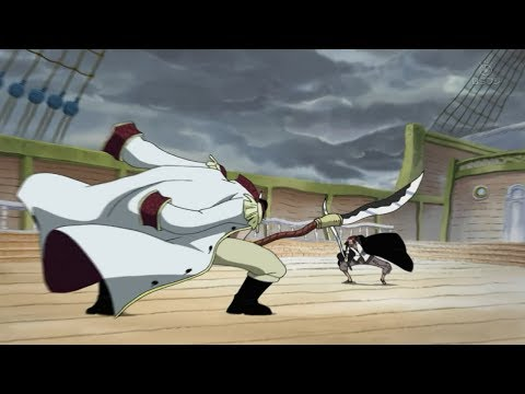 Shanks vs. Whitebeard Clip (One Piece Ep. 316, Eng. Subbed, HD)