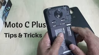 Moto C Plus: Tips & Tricks