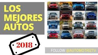 Mejores autos del 2018 segun los periodistas Hispanos.