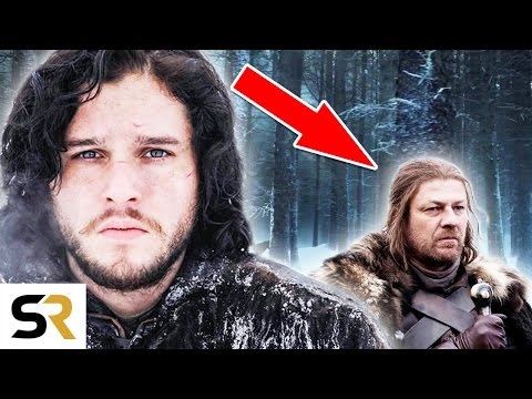 Who are Jon Snow's Parents? - Game of Thrones R + L = J Theory Explained [Documentary]