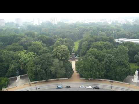 From the top tier of Berlin Victory Column