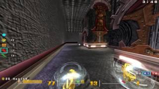 Quake 3 Arena - Multiplayer Gameplay dm16