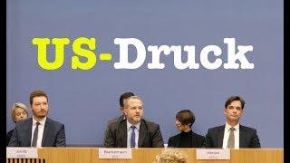22. Dezember 2017 - Komplette Bundespressekonferenz (RegPK)