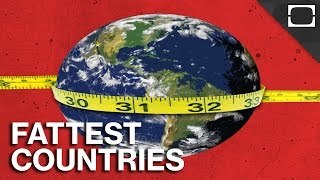 What Are The World's Fattest Countries?