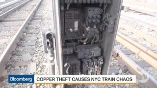 Copper Theft Causes NYC Train Chaos