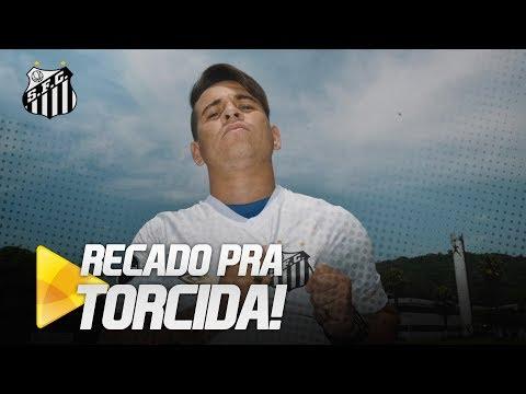 SOTELDO MANDA UM SALVE PARA A TORCIDA!