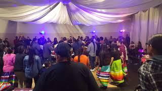 Albuquerque Community Round Dance April 27 2018 Clip 29