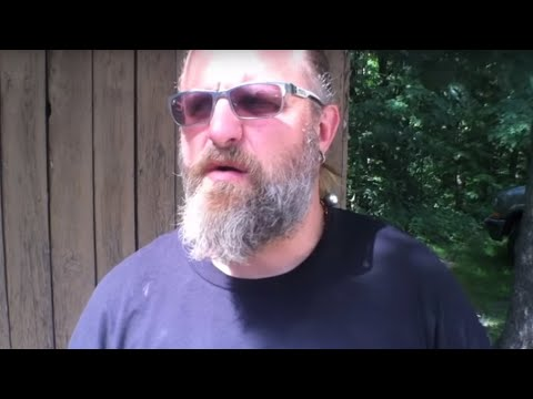 Fishhead - Slipknot's Shawn Clown Crahan Mourns Daughter's Death