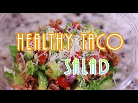 Healthy Taco Salad   MZBROOKLYN JOURNEY