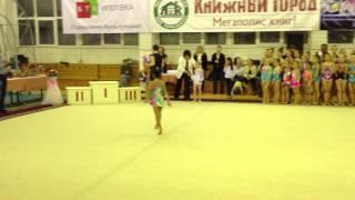 художественная гимнастика награждение Менсулу 2012