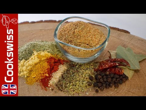 Easy Meat Seasoning - Homemade Spice Mix For Meat