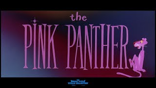 The Pink Panther (1963) title sequence
