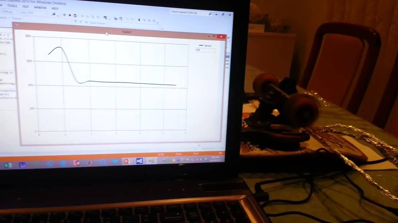 DIY Tachometer using Arduino & Hall Effect Sensor: RPM Rev Counter and  Datalogger