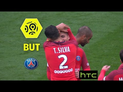But Marco VERRATTI (35') / Paris Saint-Germain - SC Bastia (5-0) -  / 2016-17