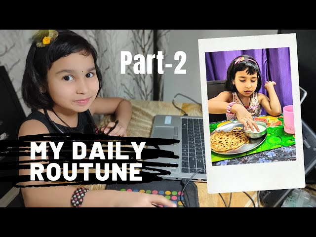 My Daily Routine During Lockdown | Part 2 | LearnWithPari