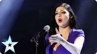 Lucy Kay sings Nella Fantasia | Britain