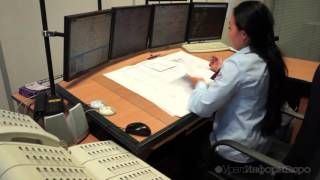 Работа диспетчера в дорожном центре управления перевозками (ДЦУП) в Екатеринбурге