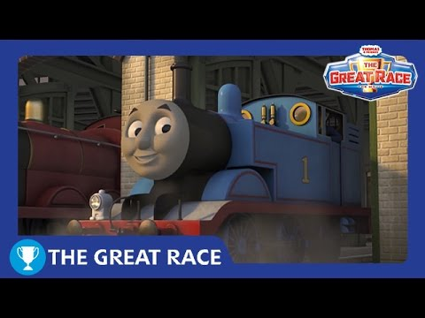 The Great Race: Thomas of Sodor | The Great Race Railway