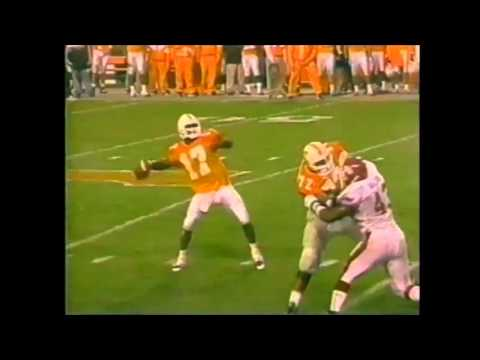 Tee Martin - Tennessee Highlights
