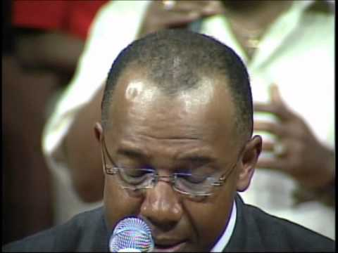 Pastor Donald Johnson-Old School