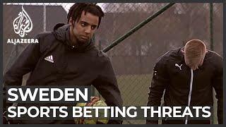 Online gamblers target amateur Swedish football team