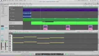 Kavinsky - Nightcall (Logic Pro Cover)