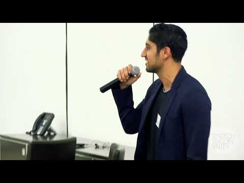 Ankit Bhatia, CEO & Cofounder Sapien pitch @Blockchain Technology panel
