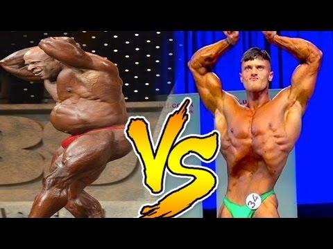 Steroid VS Natural Bodybuilding