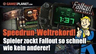 WTF?! Speedrun: Fallout-Fan stellt Fabel-Weltrekord auf
