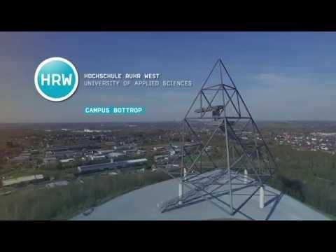 HRW - Impressionen vom neuen Campus Bottrop