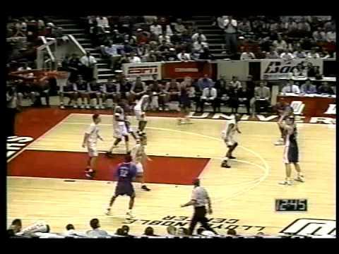 #1 Kansas Jayhawks at #25 Oklahoma Sooners - 1995 - Basketball - Part 6