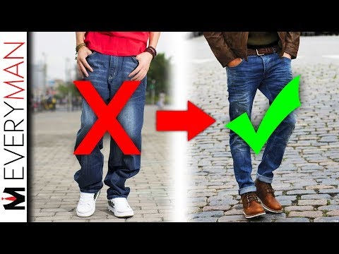 5 SIGNS OF A STYLISH PAIR OF JEANS | Men's Style Guide | Best Jeans for Men