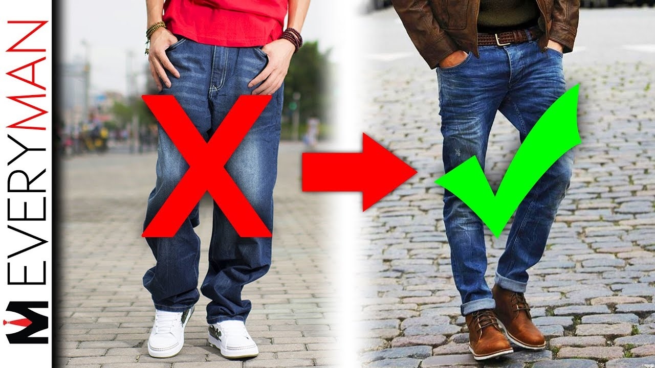 5 SIGNS OF A STYLISH PAIR OF JEANS