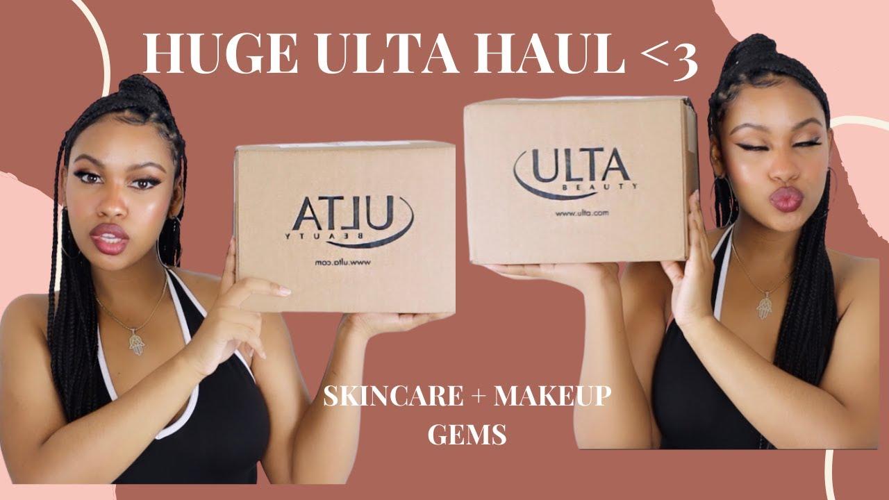 Download MASSIVE ULTA HAUL | SKINCARE + MAKEUP | MUST HAVE'S | JESSICAREYESNYC🦋
