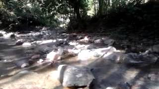 agnaga fall at malay aklan