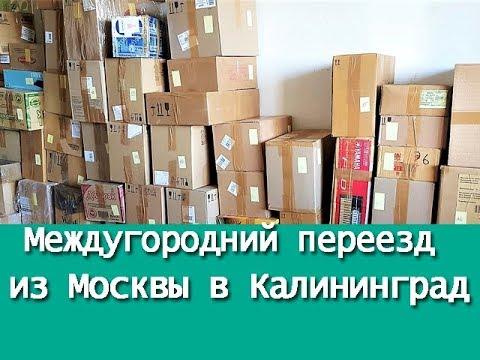Переезд из Москвы в Калининград на ПМЖ Отзыв