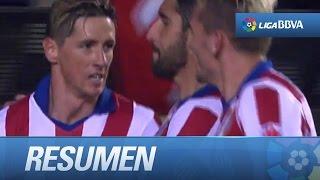 Resumen de Villarreal CF (0-1) Atlético de Madrid