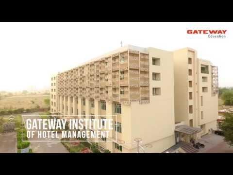 Gateway Education Aerial View | Best Engineering/Hotel Management/Architecture College in Delhi NCR