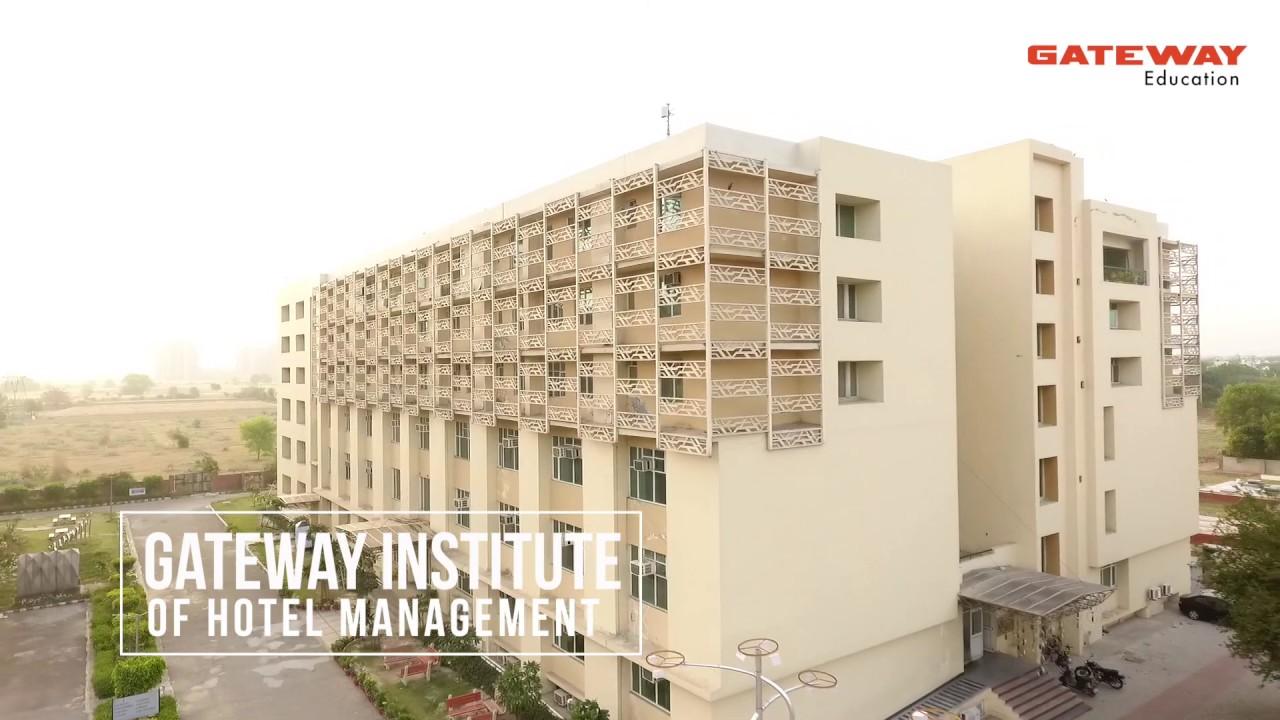 Gateway Education Aerial View Best Engineeringhotel Management