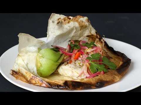 Fish En Papillote- Kitchen Conundrums With Thomas Joseph