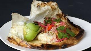 Fish en Papillote- Kitchen Conundrums with Thomas Joseph