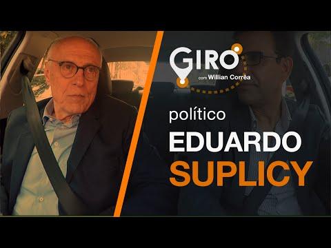 Giro Com Willian Corrêa   Eduardo Suplicy, Político. #10