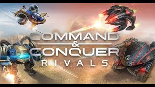 Command and Conquer: Rivals GDI Orca Strategy Commentary Gameplay