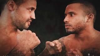 FIBA Debut : Rachid Boumalek VS Maduro Amanial | Arab Boxing