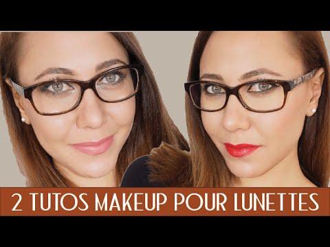 2 tutoriels maquillage avec des lunettes myopes presbytes et astigmates colashood2 youtube. Black Bedroom Furniture Sets. Home Design Ideas