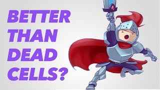 Rogue Legacy Review: Better Than Dead Cells?